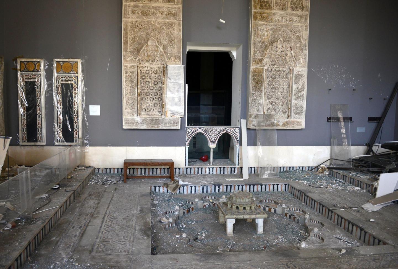 Музей исламского искусства после теракта