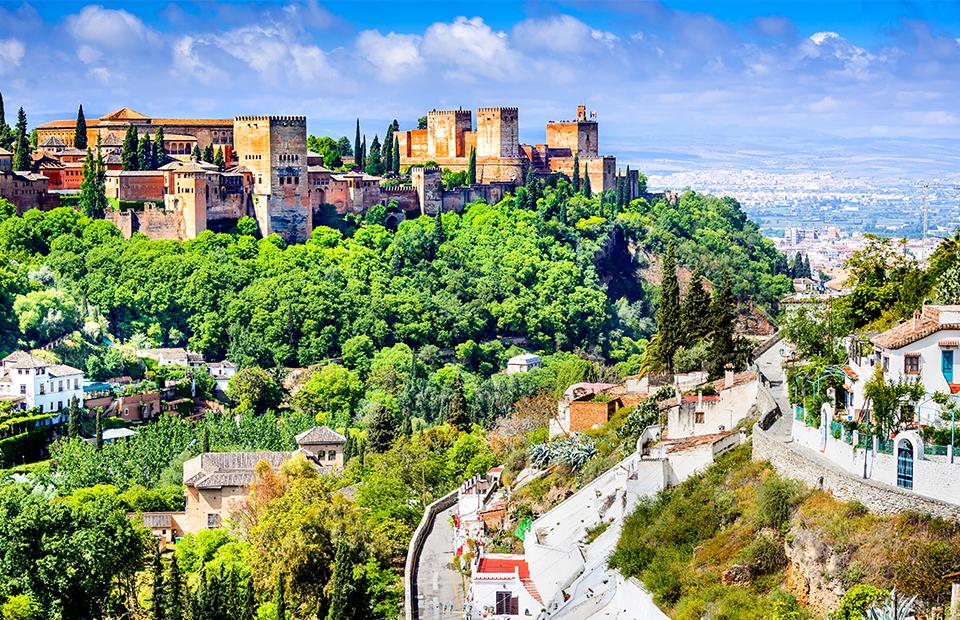 От Севильи до Гранады: маршруты по югу Испании