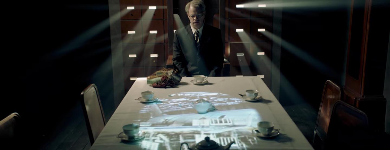 Кадр из фильма «Сахаров. Две жизни»