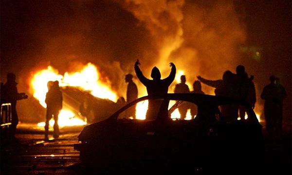 Московская полиция не может справиться с поджигателями автомобилей