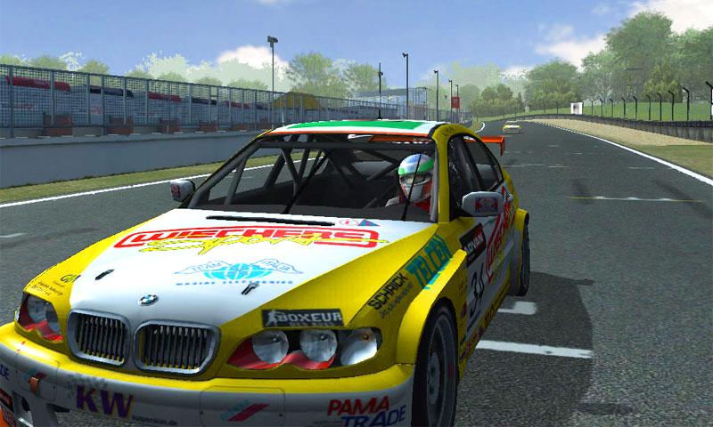 Race – игра для поклонников WTCC