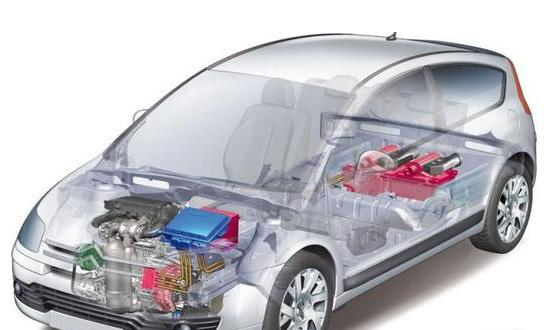 Peugeot Citroen готовит полноприводный гибрид