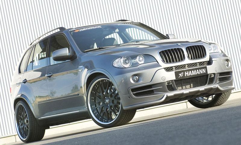 BMW X5 от Hamann