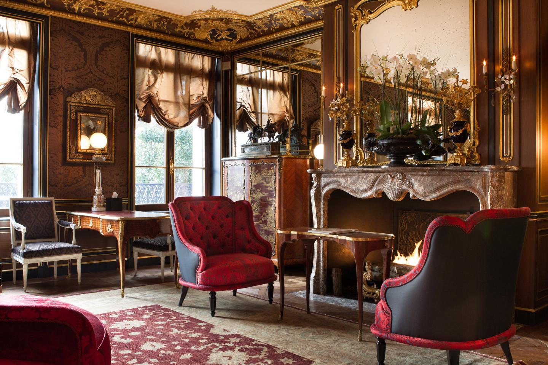 Отель La Reserve, Париж
