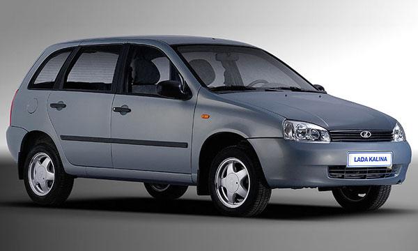 Lada Kalina с кузовом универсал появится до конца года