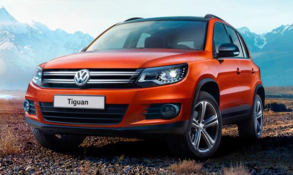 Volkswagen Tiguan первого поколения предложат в новой комплектации