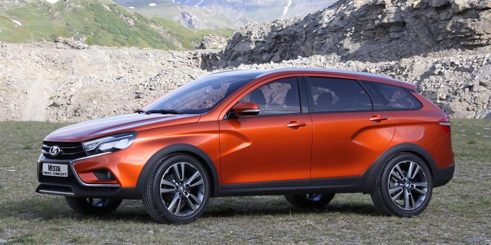 АвтоВАЗ выпустит две версии универсала Lada Vesta