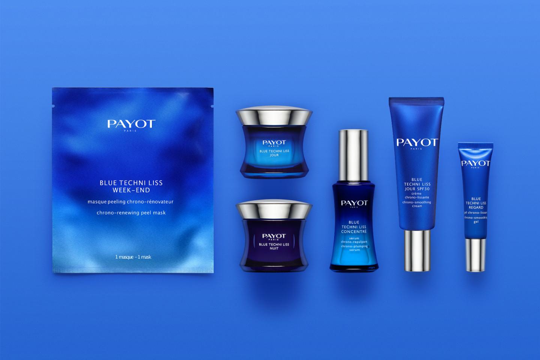 Линия Blue Techni Liss для защиты кожи от последствий воздействия синего света, Payot