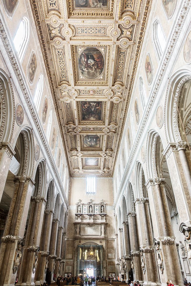 Убранство собора святого Януария