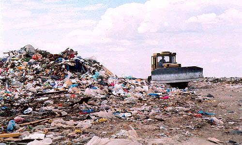 Завод GM в Мичигане перестал выбрасывать мусор