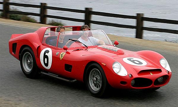 Ferrari Testa Rossa 330 TRI/LM 1962
