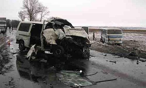 В Дагестане попал в ДТП автобус Махачкала – Москва, есть жертвы