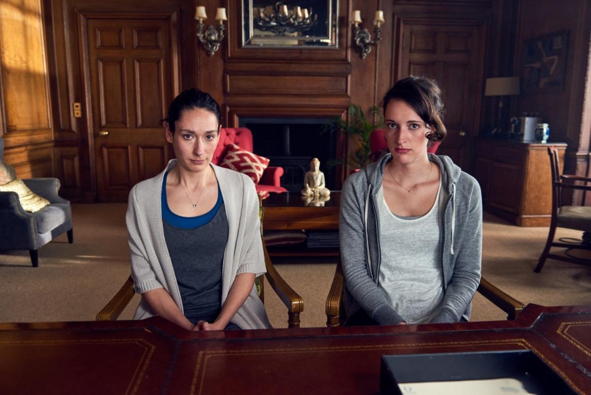 Кадр из сериала«Дрянь»
