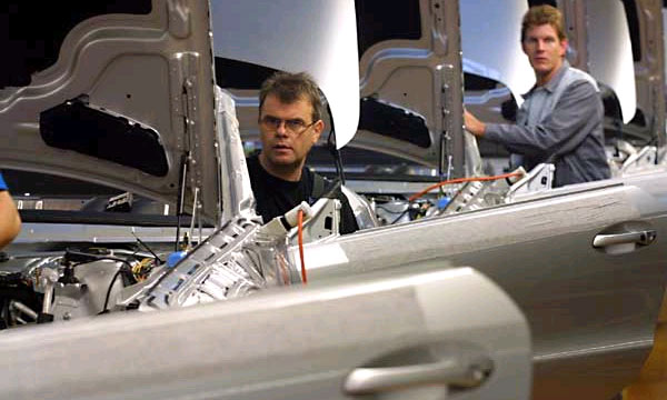 DaimlerChrysler сократит 8 500 рабочих