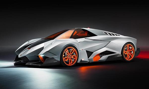 Lamborghini представила одноместный суперкар