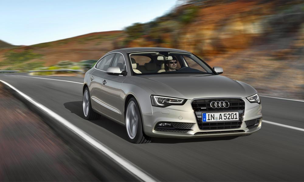 Тест обновленных Audi A5: найди отличия