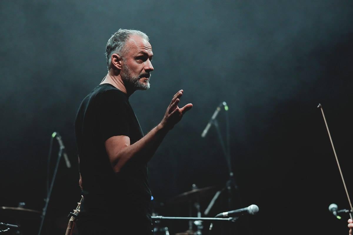 Музыкант Олег Нестеров