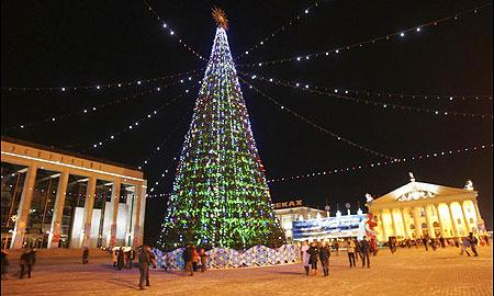 На Новый год и Рождество транспорт будет ходить до 3 часов ночи