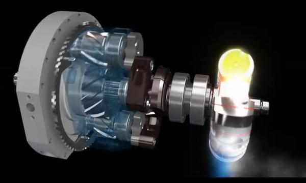 Показан принцип работы мотора «Ё-мобиля»