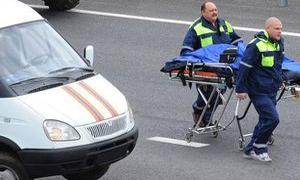 В Улан-Удэ полицейский сбил женщину и скрылся с места ДТП