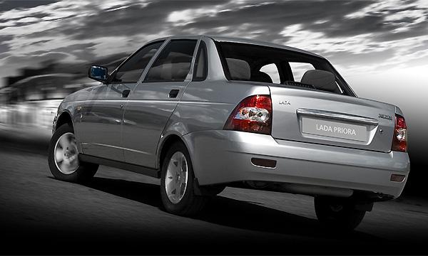 Начались продажи Lada Priora в новой комплектации