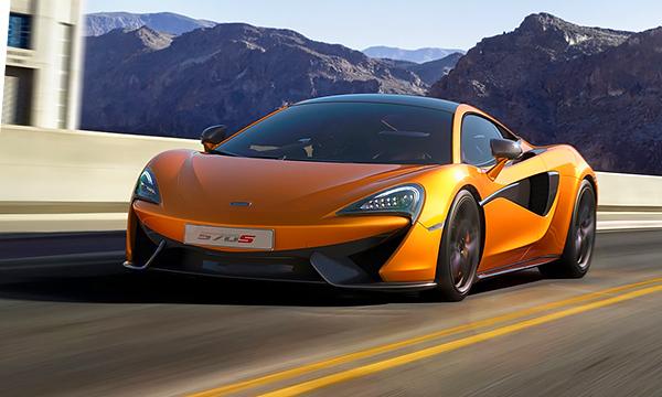 Самый дешевый спорткар McLaren рассекретили до премьеры