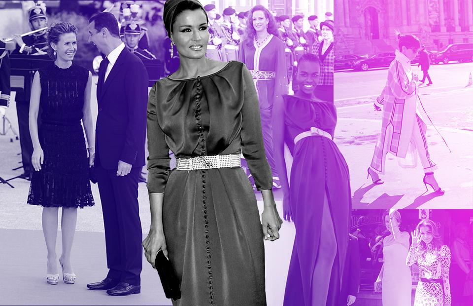 Новые времена: самые модные женщины арабского мира