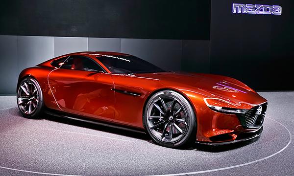 Шеф-дизайнер Mazda: «Сейчас идет очень жесткая битва на поле интерьеров»