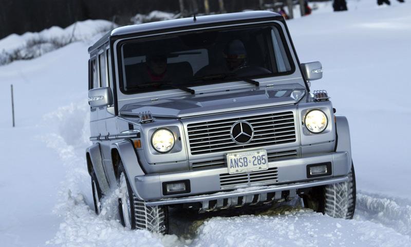 Mercedes G-класс останется жить