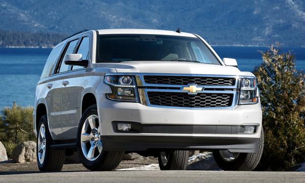 Объявлены рублевые цены на новый Chevrolet Tahoe