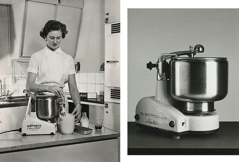Первая модель кухонного ассистента