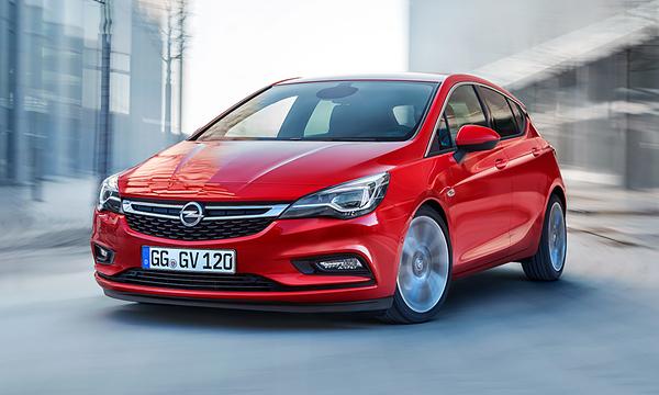 «Автомобиль года в Европе»: Opel Astra и шесть претендентов