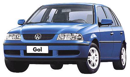 Volkswagen Gol стал бестселлером в Аргентине