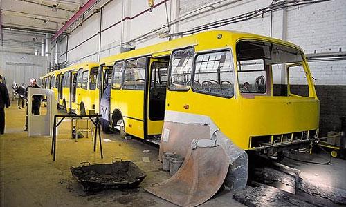 Китайские автобусы будут выпускать в России под маркой Кузбасс