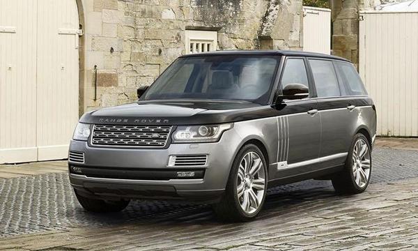 Land Rover выпустит конкурента Bentley Bentayga