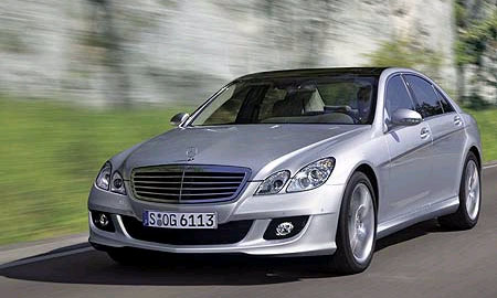 Mercedes и AMG готовят ряд новинок
