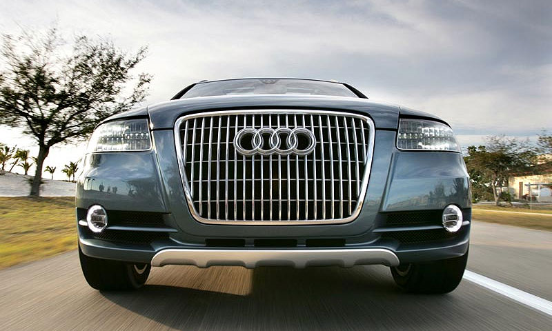 Audi представляет двигатель