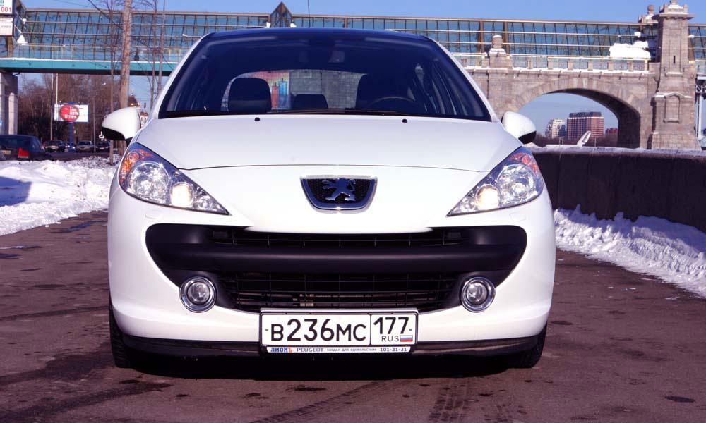 Тест нового Peugeot 207 – женский драйв