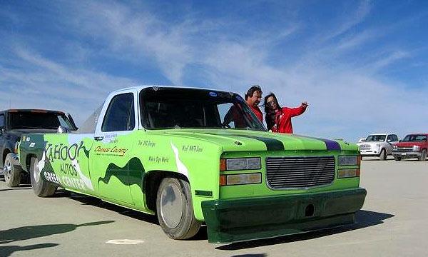 Chevrolet Silverado Greasel
