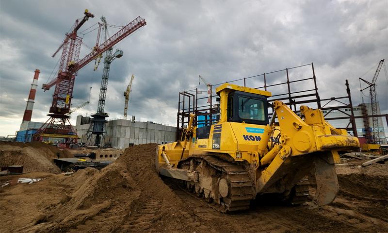 В Зеленограде стартовало строительство восьми народных гаражей