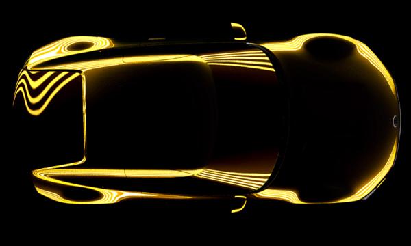 Kia анонсировала новое спортивное купе