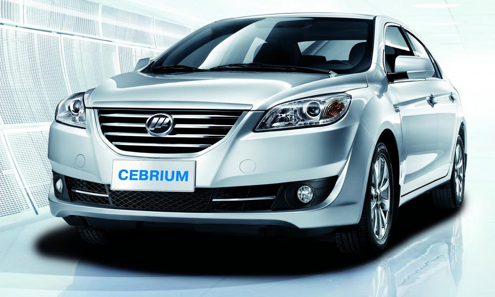 Lifan Motors привезет в Россию новый седан