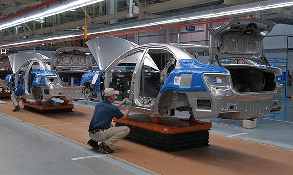Hyundai-Kia запланировал покупку нового завода в России