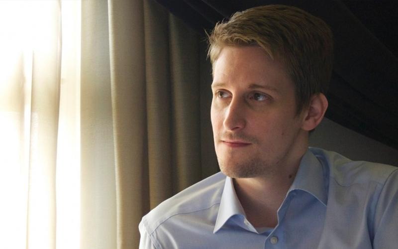 Кадр из фильма«Citizenfour: Правда Сноудена»