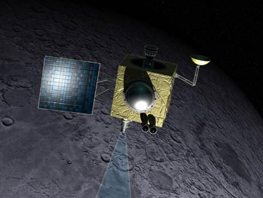 Moon Minearology Mapper