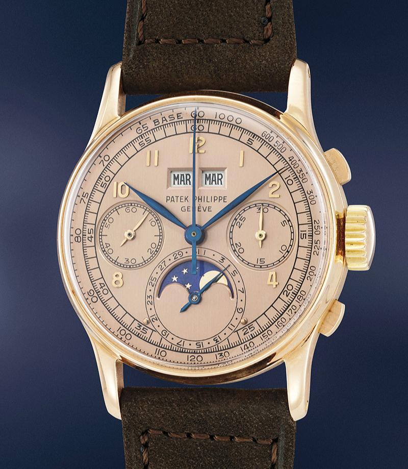 Часы Patek Philippe (Ref. 1518)