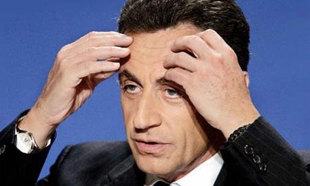 Прокатная фирма высмеяла в рекламе рост Саркози