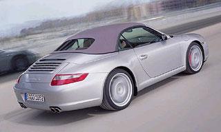 Porsche избавляется от балласта