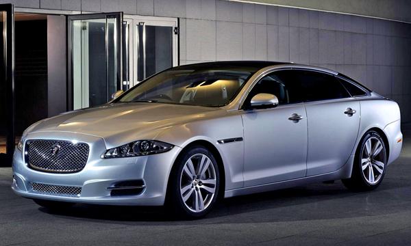 Jaguar расширил список опций для XJ