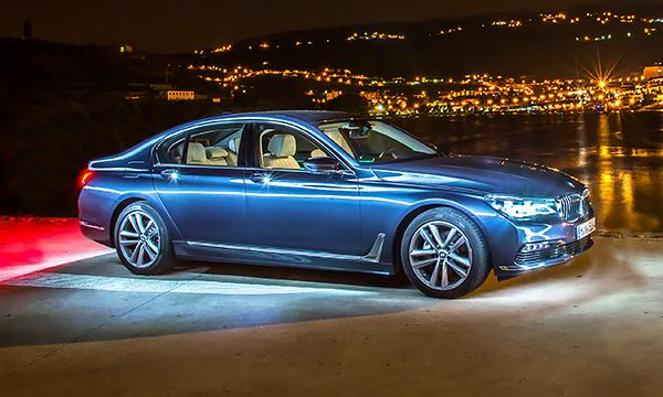Большой жест для человечества. Тест-драйв BMW 7-Series